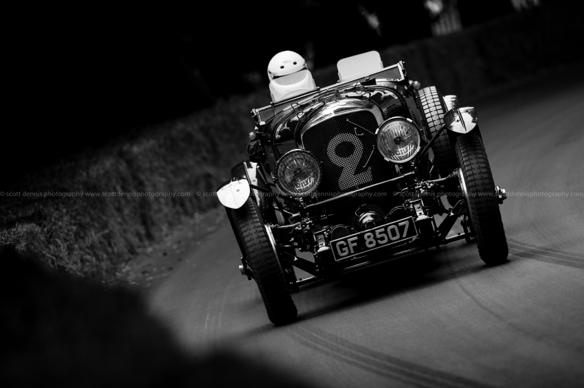 Bentley Speed Six 'Old Number Two'