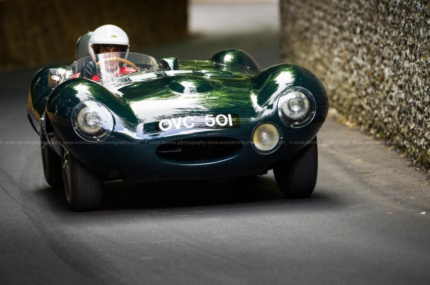 Jaguar D-Type 'Prototype'