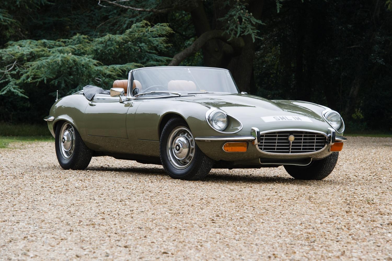 Jaguar E Type >> Classic Car Photography – Jaguar E-Type V12… {Classic Car Photographer} – Northampton ...